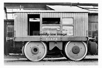pt6627 - WC & PR Shunting Tractor at Clevedon Sheds , Somerset - photo 6x4