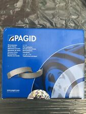 Pagid Rear Brake Shoes/ Vauxhall Corsa 00-06 With ABS