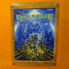 Iron Maiden Memorabilia Concert Memorabilia