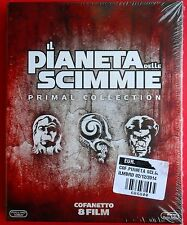 box sets blu ray disc il pianeta delle scimmie planet of the apes box set 8 film