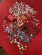 New listing 450+ Huge Lot Vintage Buttons