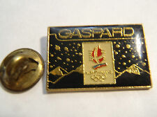 PIN'S JEUX OLYMPIQUES GASPARD ALBERTVILLE 1992