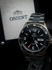 Orient Mako II 2 Black Automatic FAA02001B9 200M Men's Watch