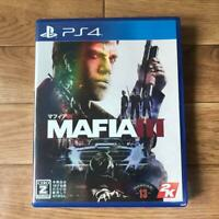 PS4 Mafia III from Japan  4571304474119 Japanese ver from Japan