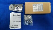 Twyfords Sola Vandal Resistant Shower Head Chrome SF1253CP