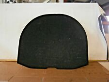 HYUNDAI COUPE 1998 BLACK BOOT CARPET MAT LINER
