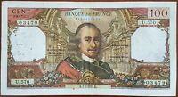 Billet de 100 francs CORNEILLE 1 - 7 - 1971 FRANCE U.570