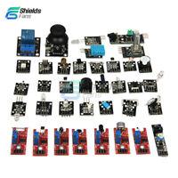 37 in 1 Sensor Module Kit Ultimate Set For Raspberry Pi Arduino MCU Education