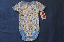NEW Baby Boys Bodysuit 6 - 9 Months Animal Sports Creeper Outfit 1 Piece Soccer