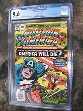Captain America #200 30 cent price variant CGC 9.6