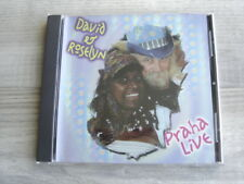 blues CD louisiana DAVID & ROSELYN Praha Live CZECH robert johnson willie dixon