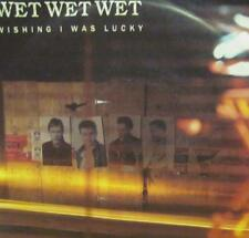 "Wet Wet Wet(7"" Vinyl)Wishing I Was Lucky -Mercury-JEWEL 3-UK-1987-VG/VG"