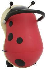 🎁 Trotteur Wheely Bug Coccinelle / Ladybird 1 à 3 ans Vinyle / Bois Résistant
