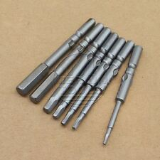7 PCS H1.5 to H6 HEXAGON SCREWDRIVER SET HEAD TOOL - 5MM SHANK DIA