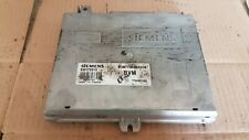 CALCULATEUR POUR RENAULT LAGUNA 1 PHASE 1 1.8  ESSENCE REFERENCE /7700860308