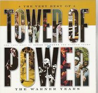 CD TOWER OF POWER the very best of WARNER YEARS you got the funkifize