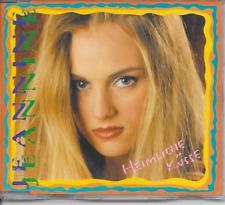JEANNINE - Heimliche kusse CDM 3TR Schlager Europop 1995 Germany
