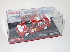 1/43 Mitsubishi Lancer Evo VI  Rally Monte Carlo 1999  Tommi Makinen