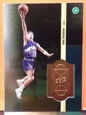 John Stockton card 98-99 SPx Finite #45