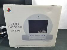 "Brand New Factory Sealed Sony PS1 PSOne 5"" LCD Screen SCPH-131"