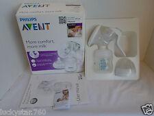 Phillips Avent Manual Comfort Breast Pump BPA Free
