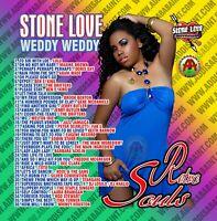 Stone Love - Weddy Weddy Retro Souls Mixtape CD