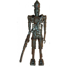 Star Wars Trilogy Collection IG-88 Bounty Hunter 3.75 Action figure yellowed