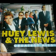 Huey Lewis & The News Greatest Hits MUSIC CD - FREE POST