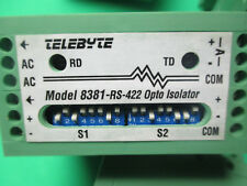 New! Telebyte Opto Isolator Module 8381 8381-Rs-422 8381Rs422