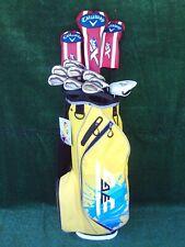 Ladies Callaway Big Bertha Irons Driver Woods New Bag Complete Golf Club Set RH