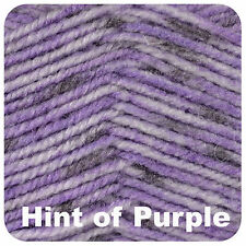 King Cole Fashion Aran Combo 100g Wool / Acrylic Knitting Wool - Full Range