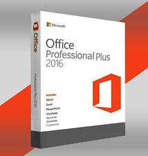Microsoft Office 2016 Professional Plus MS Office PRO product key  Mailversand