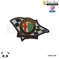 Motor Sport Racing Sport Brand Logo Embroidered Iron On Sew On PatchBadge