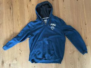 Puma 1948 Nineteen Fourty Eight Hoody Blau Größe XL