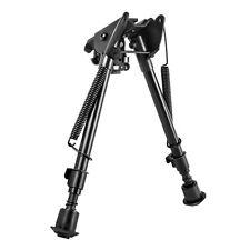 "NcStar Harris Style Full Size Bi-Pod 7.0"" - 11.0"" Notched Legs w/ 3 Adapters"