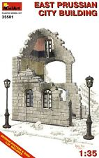 Miniart 35501 1:35th scale East Prussian City Building