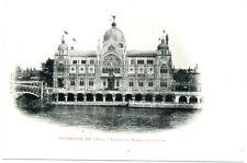 1900 Paris Exposition Facade Du Palais De L'Italie Italy – udb