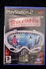 PS2 : SHAUN WHITE SNOWBOARDING - Nuovo, sigillato, ITA ! Domina la montagna !