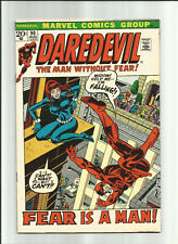 Daredevil #90 Black Widow 1972 Nm