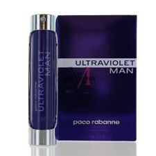 Ultraviolet By Paco Rabanne For Men Eau De Toilette 3.4 OZ 100 ML Spray