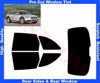 Pellicola Oscurante Vetri Auto Pre-Tagliata Audi A6 Allroad 2006-2012 da 5% a50%