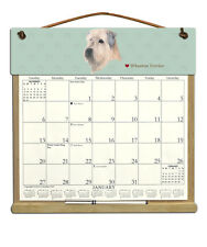 WHEATEN TERRIER CALENDAR WITH THE REST OF 2018, 2019 & AN ORDER FORM FOR 2020