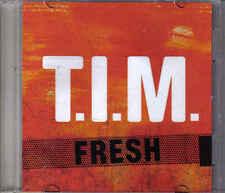 TIM-Fresh Promo Cd single