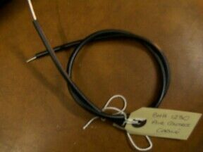 MGB & V8 Air control cable GHN/D5303704on