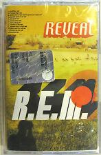 """R.E.M. """"REVEAL""""  musicassette sealed"""