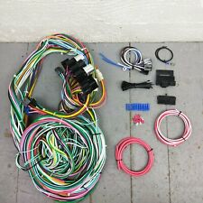 1966 - 1980 Cadillac Wire Harness Upgrade Kit fits painless update compact fuse