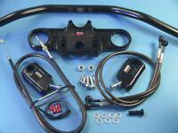 ABM Superbike Lenker-Kit Honda CBR 900 RR (SC44) | 00-01 | schwarz
