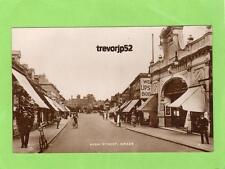 High Street Grays Empire Theatre Cinema Thurrock Tilbury RP pc Higgins Ref A622