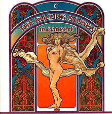 ROLLING STONES 1969 LET IT BLEED TOUR CONCERT PROGRAM BOOK / NMT 2 MINT