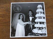 "Elvis Presley Poster Music Memorabilia Ephemera Wedding Photo Print 6x6"""